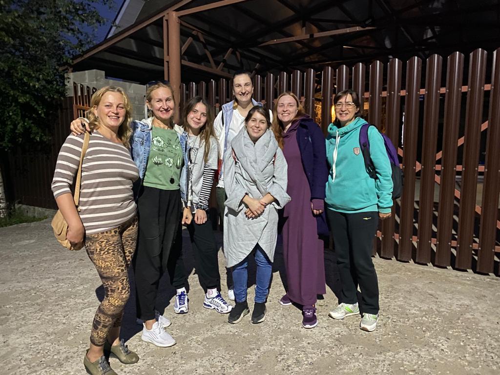 В деревне Балабаново состоялась встреча мыслетворцов.